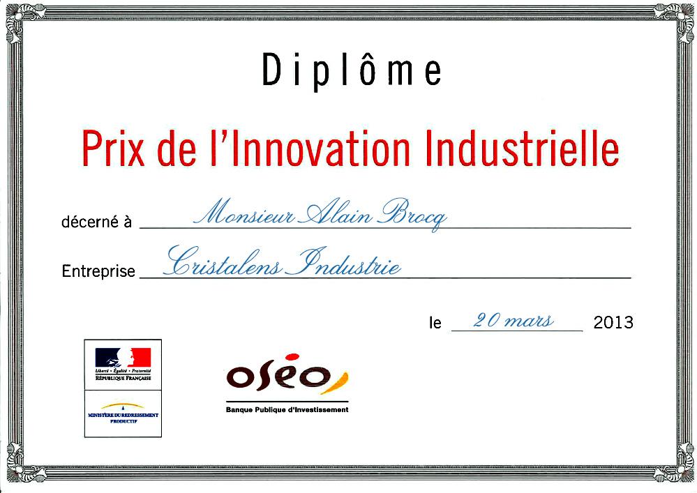 nagroda innowation prize